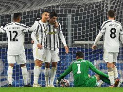 Champions League – Group G – Juventus v Dynamo Kyiv