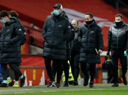 FA Cup – Fourth Round – Manchester United v Liverpool
