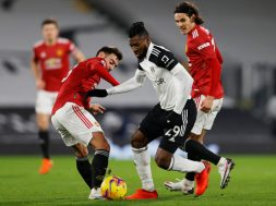 Premier League – Fulham v Manchester United